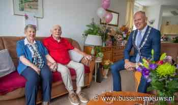 Wim en Bep Bree 60 jaar gelukkig getrouwd - BussumsNieuws
