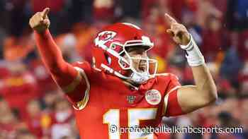 Patrick Mahomes: Deal gives me security, allows team to be great