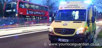Van hits and injures three on Wandsworth High Street