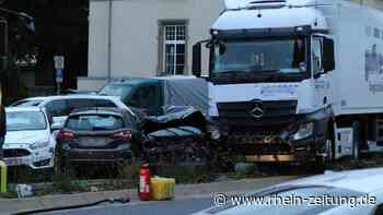 Versuchter Mord: Anklage gegen Amokfahrer von Limburg erhoben - Rhein-Zeitung