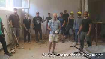 Neue Wände für das Diedorfer DieZ - Augsburger Allgemeine