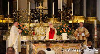 Weihbischof Diez weihte drei Männer zu Diakonen im Dom - Osthessen News