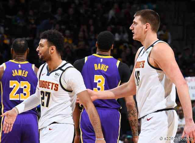 Jamal Murray Believes No One Can Beat Nuggets If He And Nikola Jokic Are At Their Best