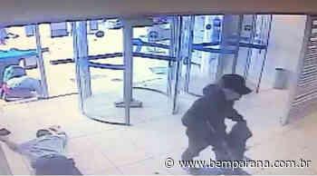 Polícia cumpre mandados contra suspeitos de roubo a banco em Curitiba - Bem Paraná