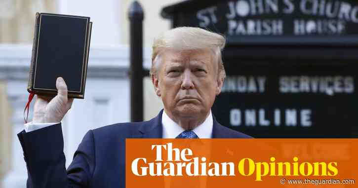 The Guardian view on Trump and the Christian vote: doubting Donald   Editorial