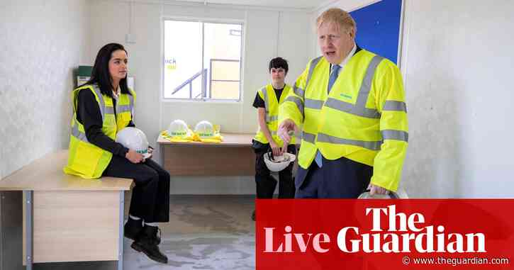 No 10 fails to apologise for Boris Johnson's care home remarks; death toll rises by 155 – as it happened