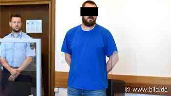 Detmold: Stiefvater soll Mädchen brutal missbraucht haben – Prozess - BILD