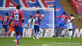 Report: Zaha screamer not enough for resilient Eagles in cruel clash