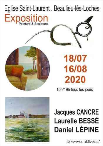Exposition peinture et sculpture samedi 18 juillet 2020 - Unidivers