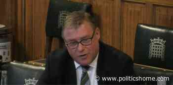 Tory MP Mark Francois tells head of the army to overhaul defence or Dominic Cummings will 'sort you out' - PoliticsHome.com