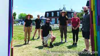 New outdoor community hub in Lennoxville - Sherbrooke Record