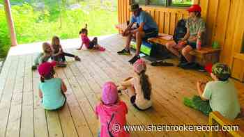 """""""A different kind of fun"""" at day camp this summer - Sherbrooke Record"""