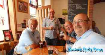 CAMRA celebrates being back in the pub in Great Yarmouth - Eastern Daily Press