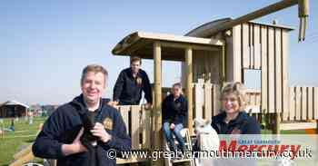New outdoor cinema for Hirsty's fun park Hemsby - Great Yarmouth Mercury