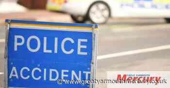Mercedes driver hurt after crash on A47 at Great Yarmouth - Great Yarmouth Mercury