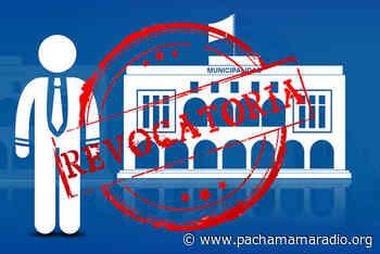 Piden revocatoria de alcaldes de Melgar, Llalli, Cupi y Umachiri - Pachamama radio 850 AM