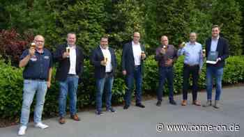 Affelner Schützen haben neuen Getränkelieferanen - come-on.de