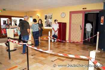 Das Kino in Kandern zeigt ab dem 2. Juli wieder Filme - Kandern - Badische Zeitung