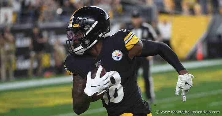 Making the case for Diontae Johnson as a number one receiver