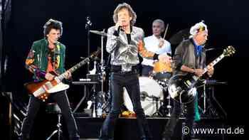 Rolling Stones - Erste deutsche Nummer Eins seit 52 Jahren - RND