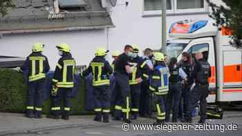 Tödlicher Unfall in Wilgersdorf (Update): Unglücksursache weiter unklar - Siegener Zeitung