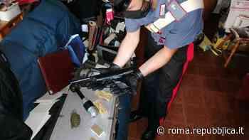 Frascati, deposito di armi trovato in casa di pensionata - La Repubblica