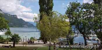 Chindrieux : un bateau chavire sur le lac du Bourget - lessorsavoyard.fr
