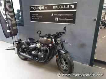 Triumph BOBBER 1200 2020 à 12490€ sur LOUVECIENNES - Occasion - Motoplanete