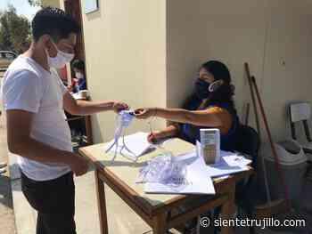 UNT entrega chips a alumnos de filiales de Santiago de Chuco, Huamachuco y Valle Jequetepeque - Siente Trujillo