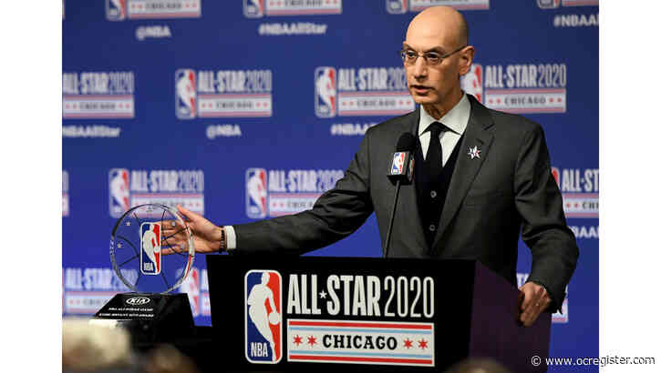 Commissioner Adam Silver: NBA prepared to deal with some positive coronavirus tests