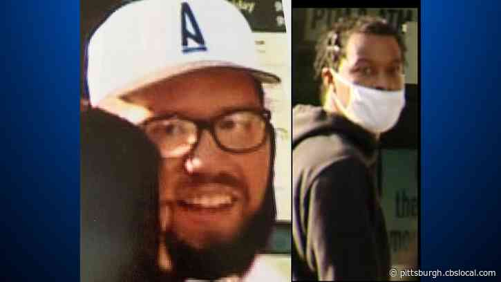Pittsburgh Police Working To Identify For 2 Men Suspected Of Vandalizing Restaurant During East Liberty Protest