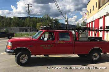 Lumby Fire Department upgrades vehicle fleet – Vernon Morning Star - Vernon Morning Star