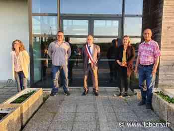 Municipales 2020 : à Vasselay, Michel Audebert conserve son siège de maire - Le Berry Républicain