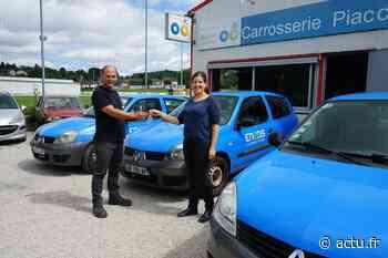Jura. À Lons-le-Saunier, Enedis fait don de trois véhicules au Garage solidaire du Jura - Voix du Jura