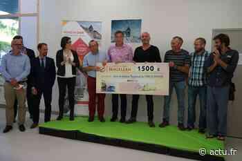 Jura. À Lons-le-Saunier, Fond'Avenir récompense Pascal Béjeannin et l'association Art Situ - Voix du Jura