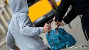 Hamm (NRW): Versuchter Handtaschenraub am Allee-Center - Opfer kommt aus Soest - wa.de
