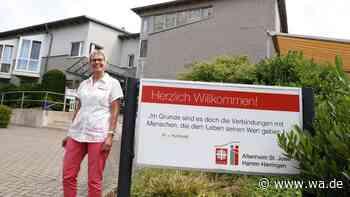 Elisabeth Mischke, Leiterin des Altenheims St. Josef in Hamm geht in den Ruhestand - Corona als Herausforde... - wa.de