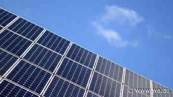 Zwei Gymnasien und Kitas in Hamm mit Photovoltaikanlagen wegen Klimaaktionsplan ausgestattet - Strom vom Dach - wa.de
