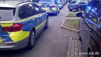Ruhestörungen und Polizeieinsätze nachts in Hamm immer häufiger - Zusammenhang mit Corona-Lockerungen möglich - wa.de