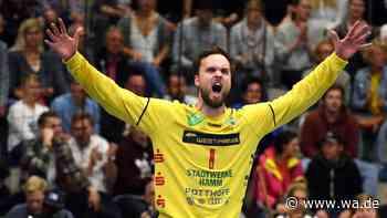 ASV Hamm-Westfalen: Storbeck ist heiß auf Handball - Westfälischer Anzeiger