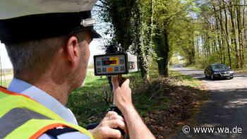 Blitzer-Übersicht und Vorschau für Stadt Hamm - Schwerpunkt der Geschwindigkeitsüberwachung ab 06072020 - Westfälischer Anzeiger