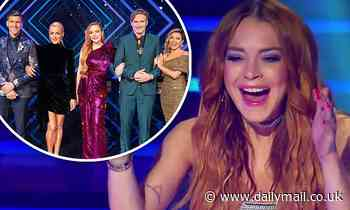 Lindsay Lohan won't return to judge The Masked Singer Australia amid COVID-19 travel restrictions - Daily Mail