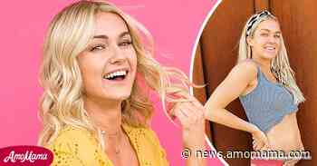Here's How DWTS Pro Lindsay Arnold Looks at 22-Weeks Pregnant (Photo) - AmoMama