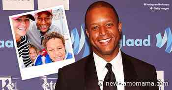 What Craig Melvin, Wife Lindsay, and Their Kids Decided to Do after Being Locked Out of Their Car - AmoMama