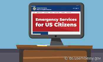 Ask the Consul - Emergency appointments for US citizens | US Embassy in the Dominican Republic - US Embassy in the Dominican Republic.