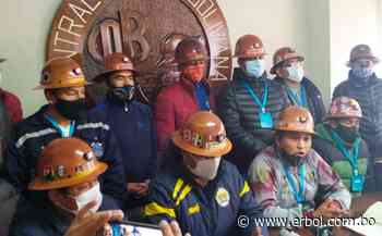 Mineros de Huanuni y Colquiri insisten en que Vinto les pague deudas millonarias - Red Erbol