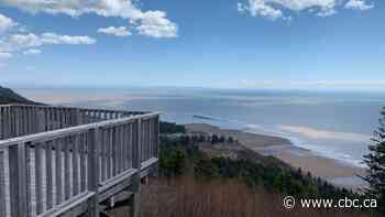 Fundy Trail Parkway now accessible from Sussex