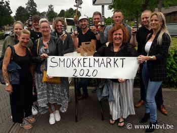 Zestiende smokkelmarkt tovert lachende gezichten - Het Belang van Limburg