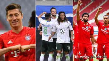 Die Personalkosten der Bundesligisten - und der Vergleich zum Vorjahr