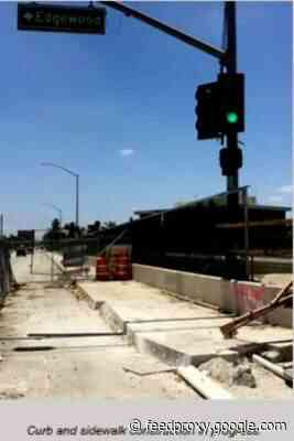 More 5 Freeway construction on M. Main St. set for this week